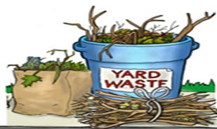 Yard Waste Pick-Up Ending