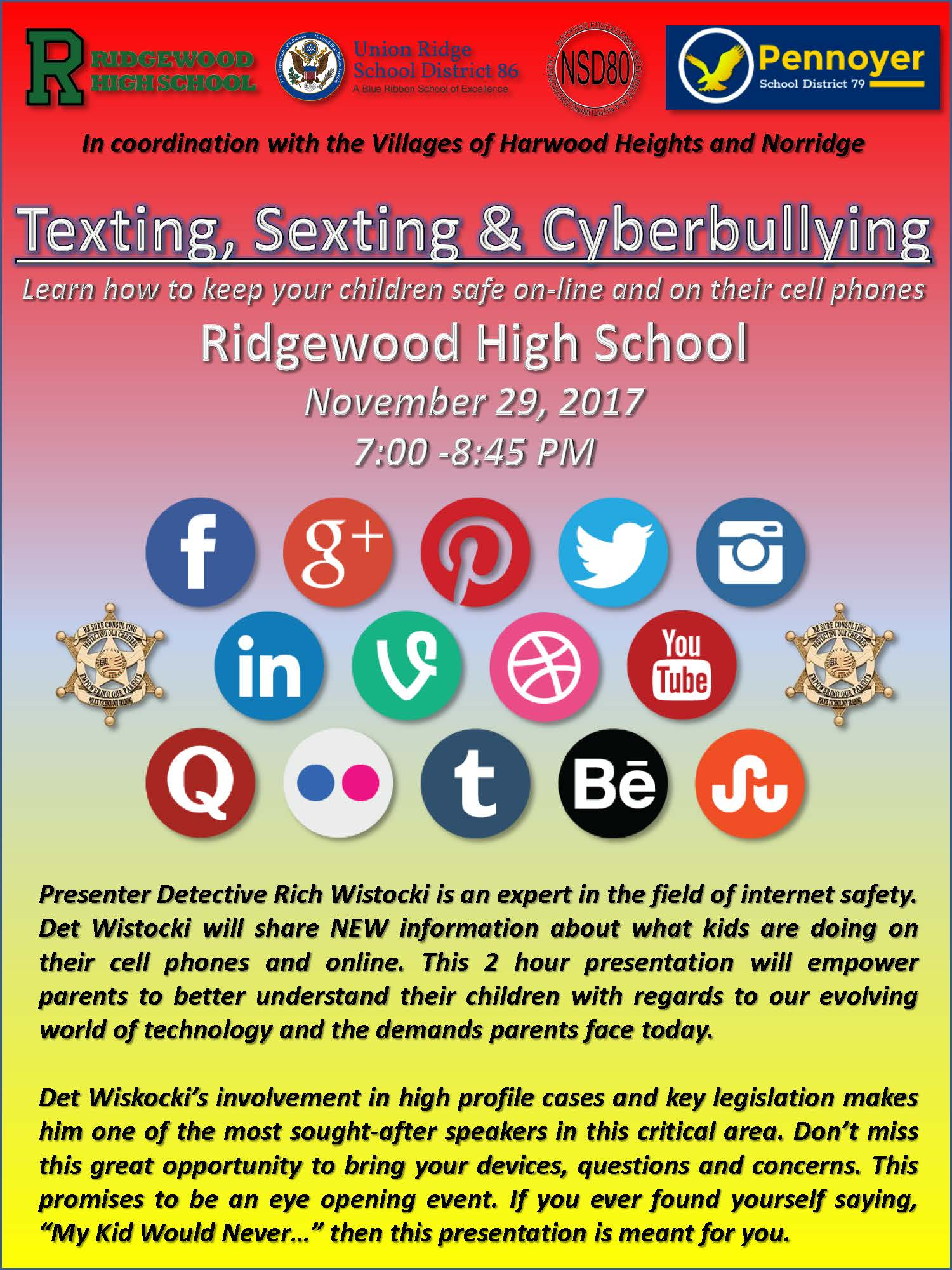 20171109_Cyber Safety Parent Flyer